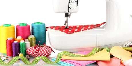 Let's Make an Envelope Pillow - Introduction to Machine Sewing tickets