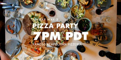 Carbo-Loading Pizza Party
