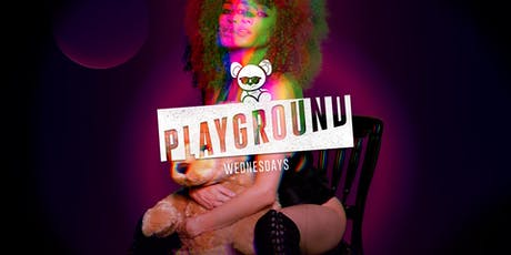 PLAYGROUND by Toy Room tickets