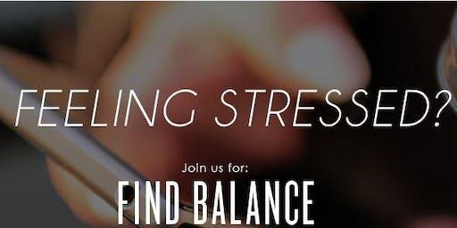 Find Balance Brunch