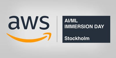 Artificial Intelligence/Machine Learning Immersion Day - Stockholm