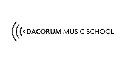 Dacorum Music School Unisound Wind Band Day 2019