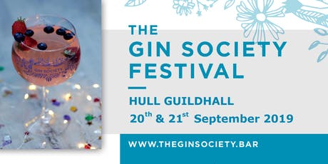 The Gin Society - Hull Festival 2019 tickets