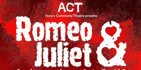 ACT Shakespeare: Romeo & Juliet tickets