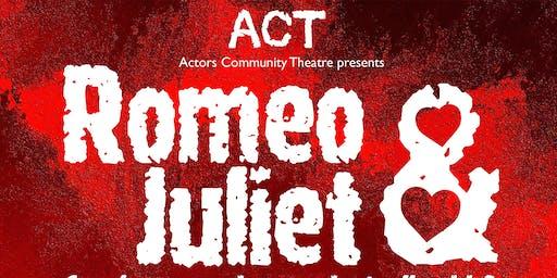 ACT Shakespeare: Romeo & Juliet