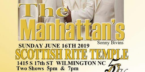 All White Father's Day with The Manhattans