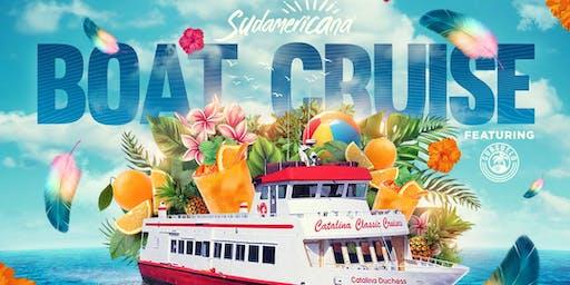 Sudamericana & Subsuelo Boat Cruise!