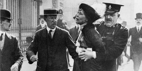 The Pankhursts of Manchester/Suffragette City tickets