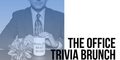 The Office Trivia Brunch tickets