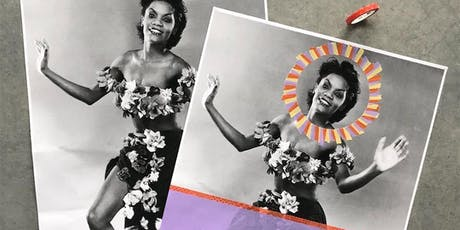 Create a Colourful Poster Collage With Naomi Vona tickets