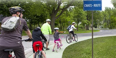 County-Wide Active Transportation Study (CWATS) Update: Public Open House