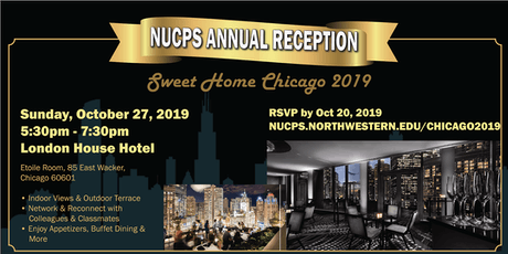 Northwestern Center for Public Safety 2019 Annual Reception Chicago tickets