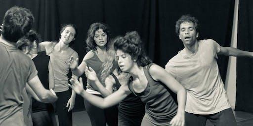 Workshop de dança criativa @ Festival Artes à Vila 2019