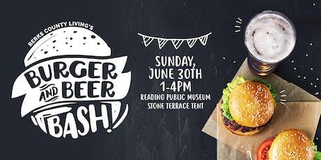 BCL Burger & Beer Bash tickets