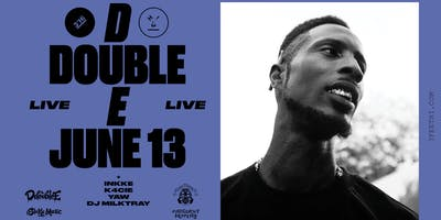 D Double E (Live) in Glasgow