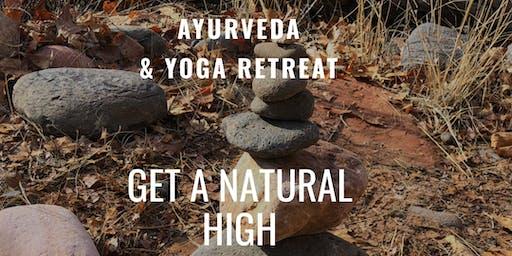 Get A Natural High - Ayurveda and Yoga Retreat