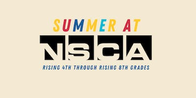 2019 NSCA Summer Camps: Science Camp | Art Camp | Algebra-Ready Camp