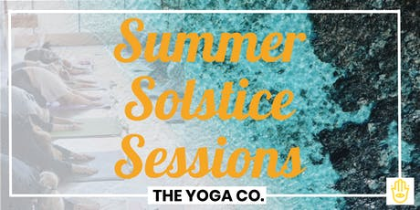 Summer Solstice Sessions tickets