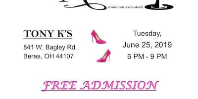 Ladies Night Marketing Event