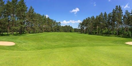 3rd Annual MOTP Golf Tournament tickets