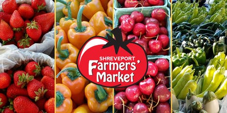 Shreveport Farmers' Market tickets