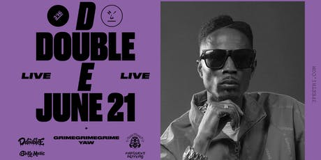 D Double E (UK) Live in Hamburg tickets