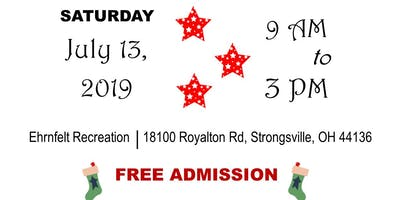 5th Annual Christmas in July Craft & Vendor Show