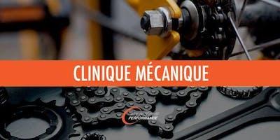 Clinique mécanique - Cycles Performance Boucherville - pour femmes