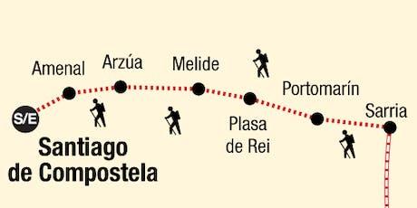 Walking The Camino De Santiago with Gina Amato tickets
