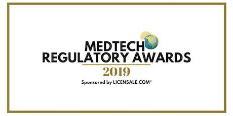 2019 MedTech Regulatory Awards tickets