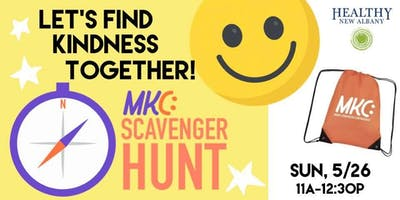 Scavenger Hunt to Make Kindness Contagious