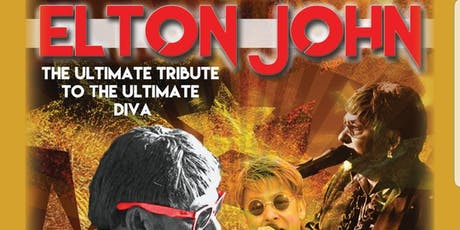 Elton John Tribute Night tickets