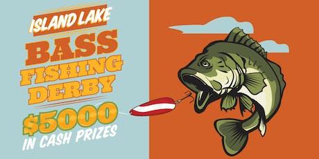 2019 Island Lake Bass Derby tickets