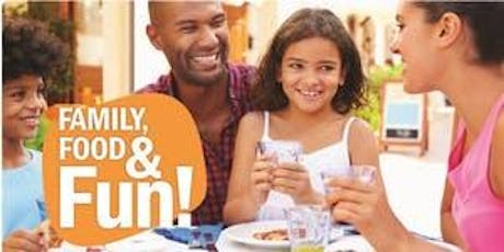 July 2019 McLane Children's Family, Food and Fun! tickets