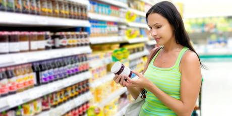 Decoding Food Labels with Helena Miller tickets