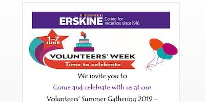 Erskine Volunteers\