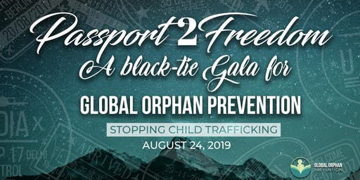 #Passport2Freedom Gala