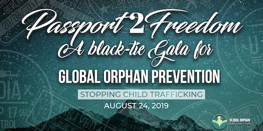 #Passport2Freedom Gala