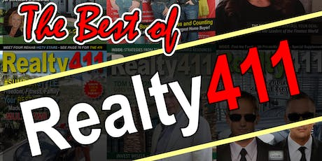 Realty411's Wealth-Building Summit in Sacramento tickets