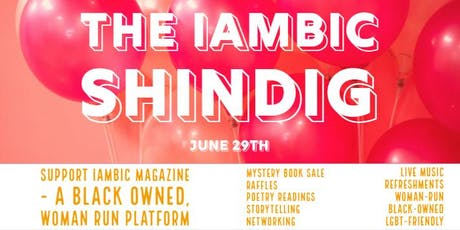The Iambic Shindig tickets