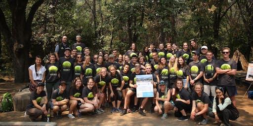 NatureBridge Alcoa Scholars 2019: Yosemite National Park