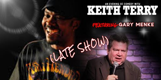 Keith Terry at the Greenbrier Room (Late Show)