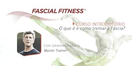Curso Fascial Fitness Belo Horizonte (MG) ingressos