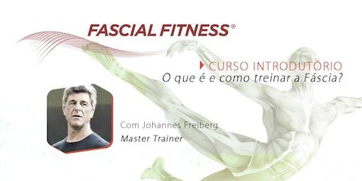 Curso Introdutório Fascial Fitness Belo Horizonte (MG)