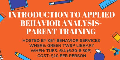 An Introduction to Applied Behavior Analysis