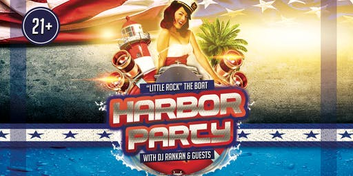 Little Rock the Boat - VIP Harbor Party