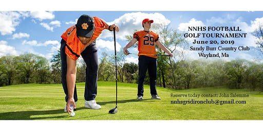 5th Annual Newton North GirdIron Golf Tournament