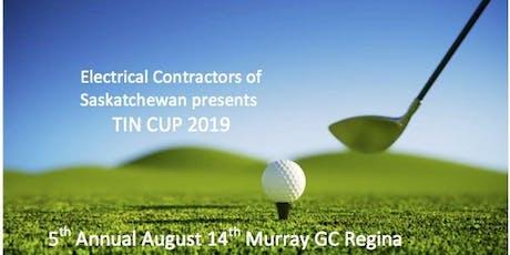 ECAS Tin Cup 2019 tickets