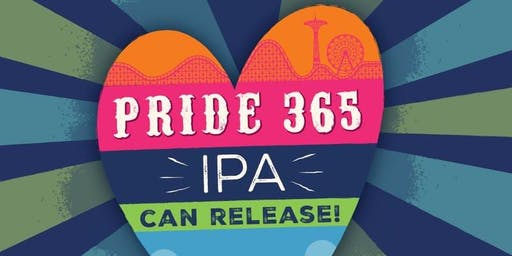 PRIDE 365 - CAN RELEASE & PARTY!