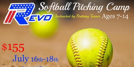 Softball Pitching Camp tickets